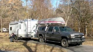 washington dc camping