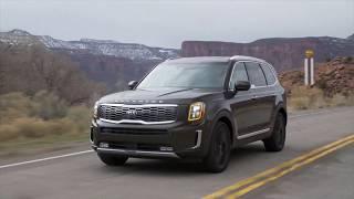 2020 Kia Telluride – Exterior, Interior, Driving Scenes