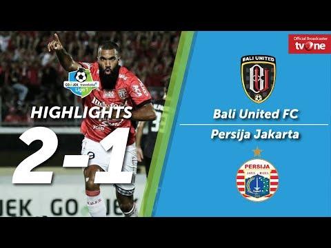 Bali United FC Vs Persija Jakarta: 2-1 All Goals & Highlights