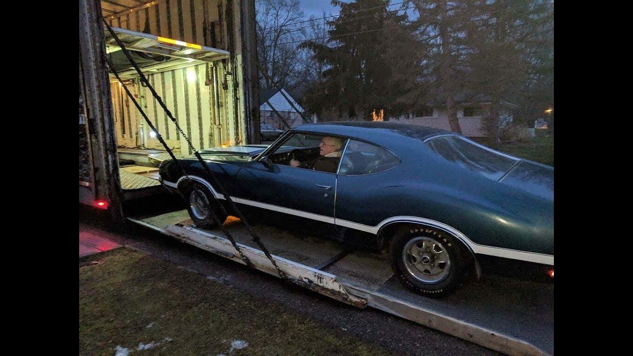 Rare Find: 1970 Oldsmobile Cutlass S W-31 Hides in Original