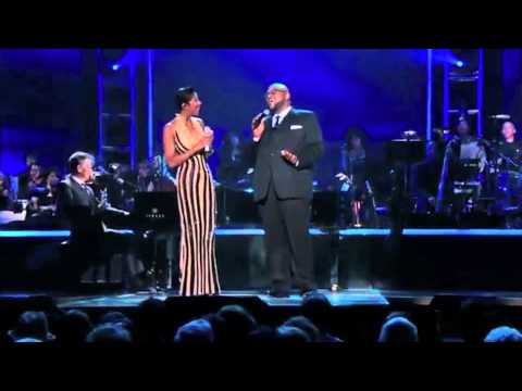 When I fall in Love Natalie Cole & Ruben Studdard