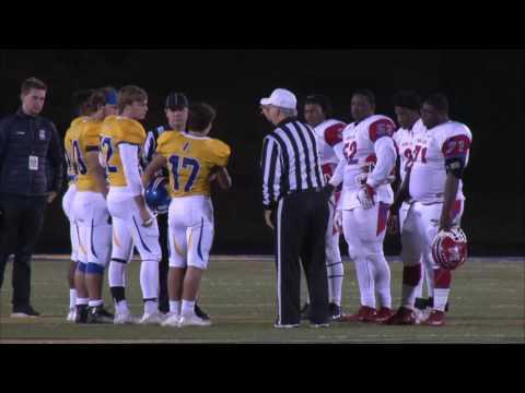 Lakeside Rams vs LR McClellan LIVE | 5A Playoff Football | November 11th