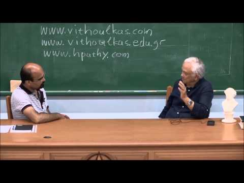 George Vithoulkas interviewed by Dr. Manish Bhatia