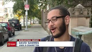 FDA clamping down on E-cigarette industry