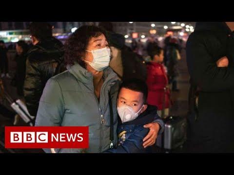 Coronavirus: China Warns Against Travel To Virus-hit Wuhan - BBC News