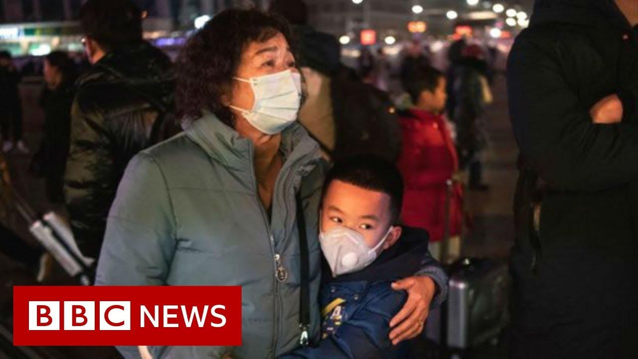 Coronavirus in wuhan bbc