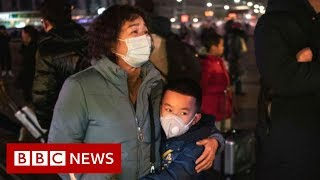 Coronavirus: China warns against travel to virus-hit Wuhan - BBC News