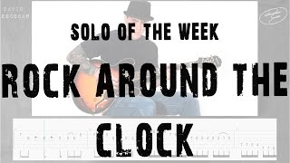 Solo Of The Week: 46 Bill Haley and His Comets - Rock Around the Clock