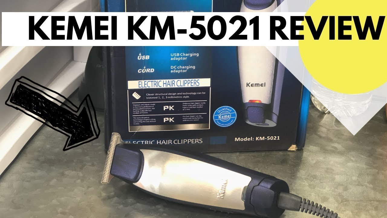 Kemei KM-5021 Trimmer Unboxing & Review | AliExpress Trimmer | Are Kemei Worth It?
