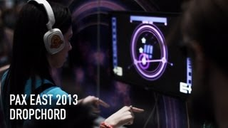 Leap Motion Game: Dropchord - PAX East 2013