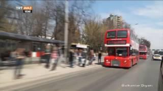 Makedonya'nın Başkenti Üsküp - Balkanlar Diyarı - TRT Avaz