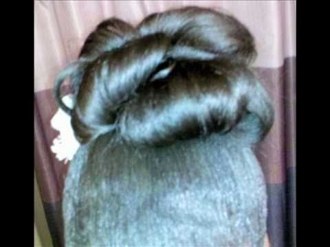 7 heat free hair styles relaxed