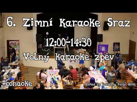 Karaoke na pódiu