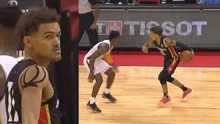 Trae Young Takes Over and Hits Clutch Shot In Hawks Win Over Pacers! 2018 NBA Summer League