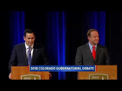 Colorado governor candidates respond to ballot measures