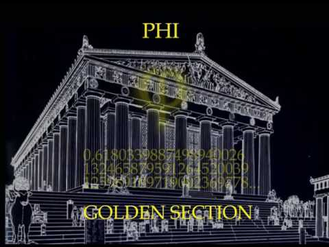 Pi and Phi - Two sacred numbers