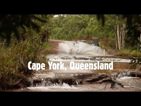 Trip to the tip of Australia through epic Cape York