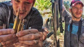 Лучший калибр для снайперской винтовки | Разрушительное ранчо | Перевод Zёбры