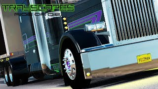 Rollin Transport - Tough Act To Follow. Roswell To Artesia NM. American Truck Simulator 1.29
