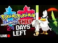 1 Shiny Per Day CHALLENGE! | Sword & Shield Countdown (24 days LEFT)