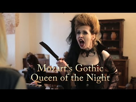 Mozart's Gothic Queen of the Night