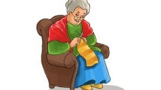 How to draw a Grandmother