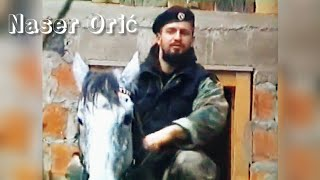 Naser Oric Bosanski heroj (ratni snimci)