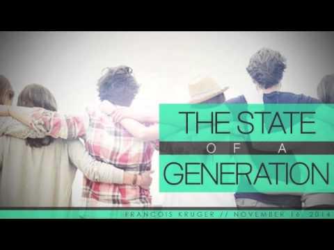 Francois Kruger - The State Of A Generation
