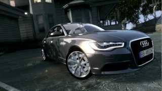 GTA IV :: Audi A6 [2012]