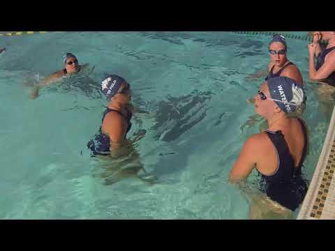Trabuco Hills High School Girl's Water Polo 2013-14 Season Highlight Reel