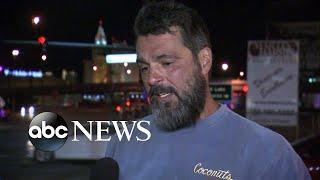 Man describes saving best friend from Vegas shooting