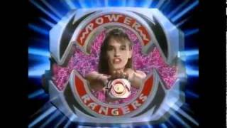 Mighty Morphin Power Rangers - Clean Open & End Credits