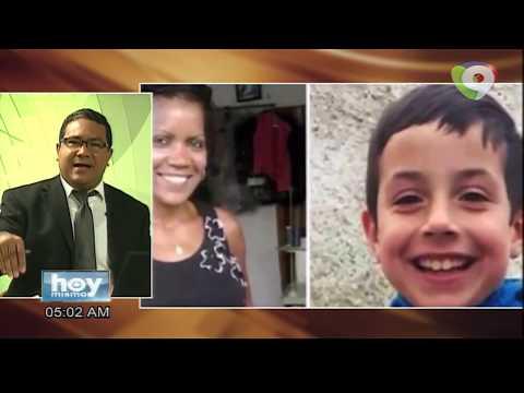 Caso niño Gabriel Cruz en España - Hoy Mismo