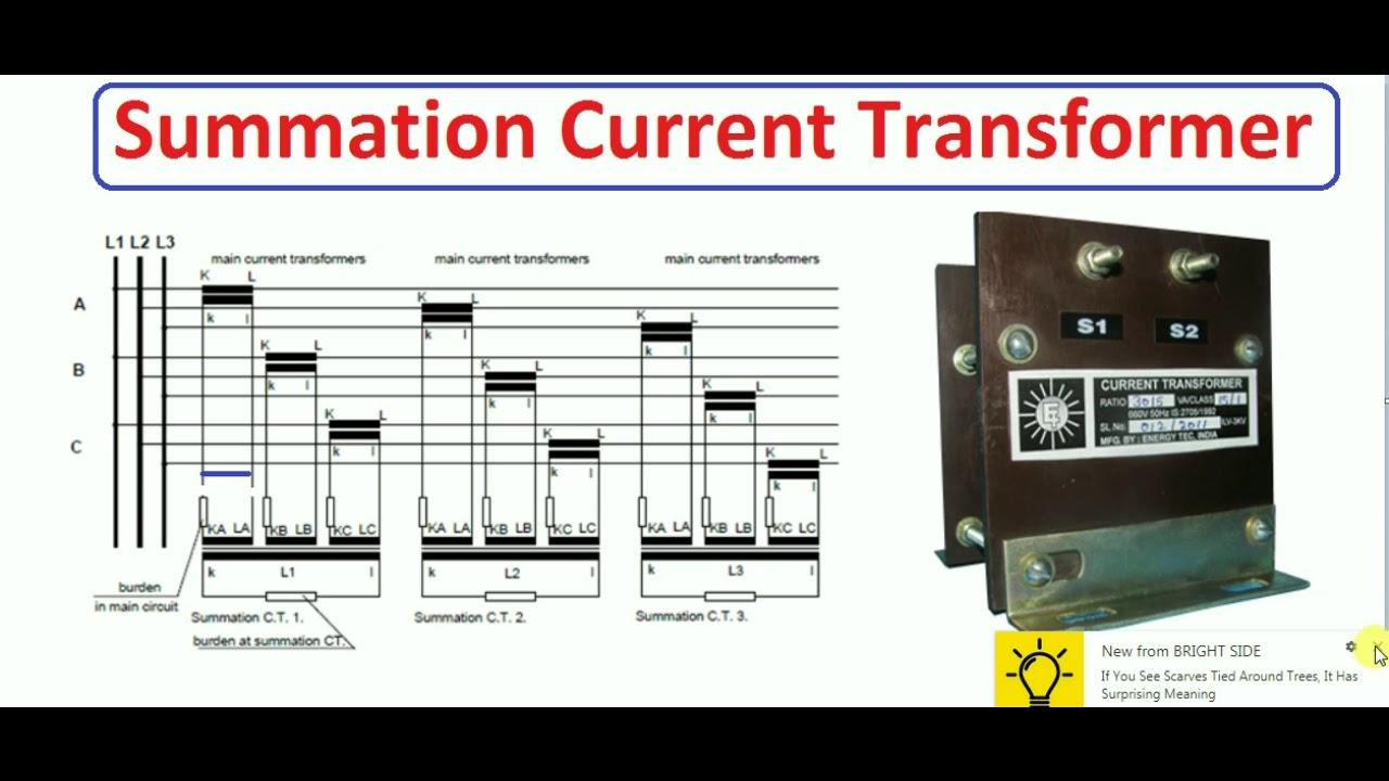 Ct Wiring Diagram