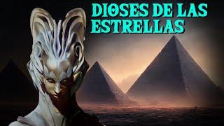 ¿Los Anunnaki Construyen las Pirámides de Guiza?