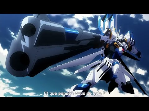 Super Robot Wars Taisen OG - The Inspector 01 HD vostfr