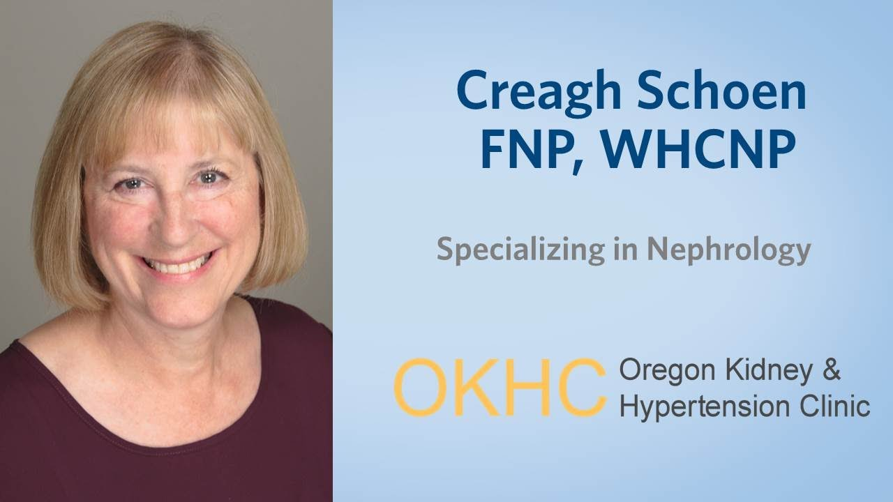 Portland Kidney Doctor, Nephrologist for Renal Disease Care | OKHC