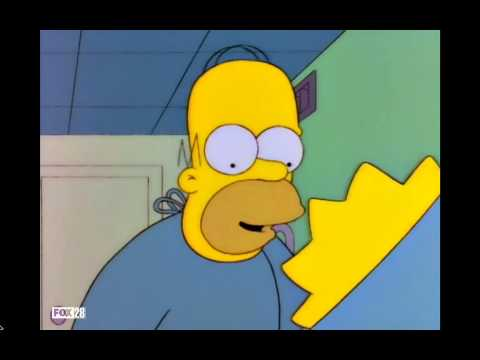 Its a Boy....and WHAT a boy!! Simpsons