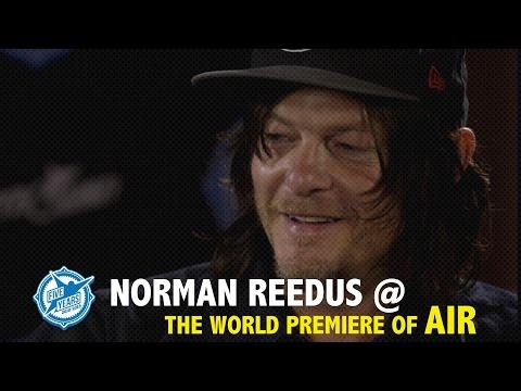 Interview with Norman Reedus, Star of AIR
