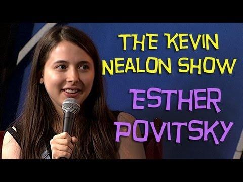 Esther Povitsky | The Kevin Nealon Show