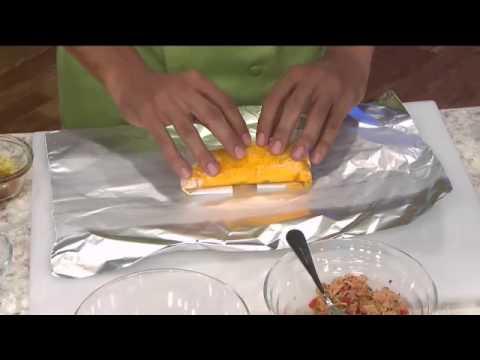 Manjar bounty empanada de yuca al horno youtube for Cocinar yuca al horno