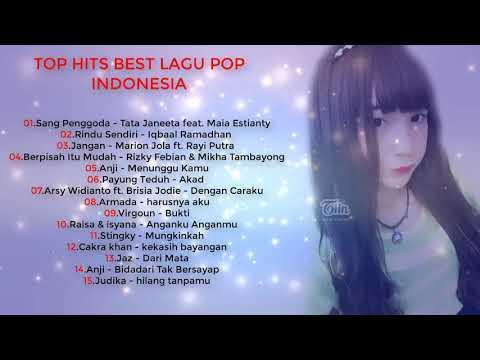 TOP HITS BEST LAGU POP INDONESIA - [Koleksi Lagu paling enak didengar saat santai]