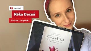 Réka Derzsi: Prečítam ti rozprávku