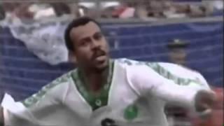لحظات لا تنسى | تأهل السعودية للدور الثاني من مونديال 94