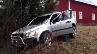 Volvo XC90 2.5T  Off Road Suomi 2012