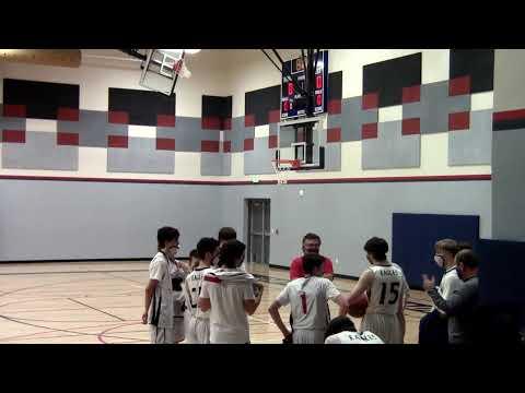 Caprock Academy Basketball Game JV Boys V Cedaredge 3/2