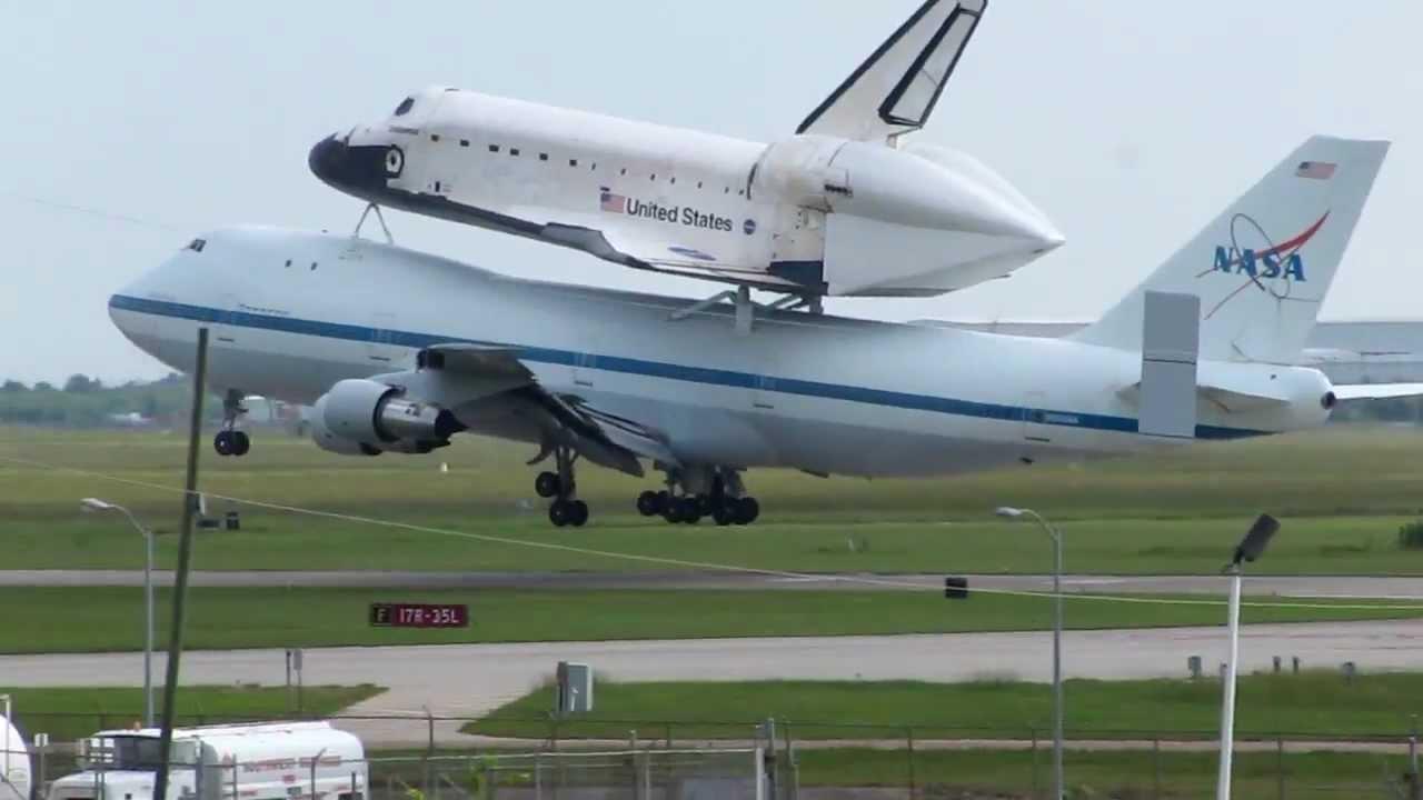space shuttle landing in houston - photo #37
