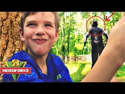 SHK HeroForce Episode 3: Noah vs Vortex! Game Master Top Secret Video Game Portal