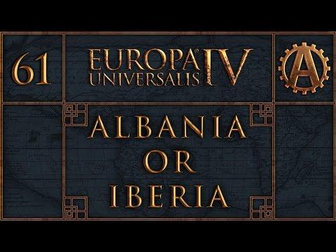 EUIV Albania or Iberia 61 |