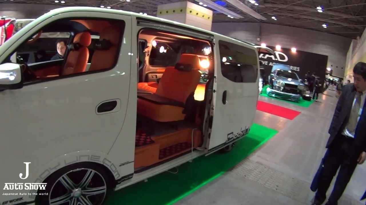 Nissan Nv350 Caravan Custom